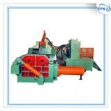 Do metal ferroso do PLC da qualidade superior a melhor máquina de empacotamento hidráulica de venda