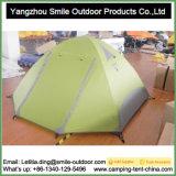 Tente campante de dôme d'usager de couverture de pluie de toit de parachute de Marocaine