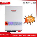 太陽エネルギーシステム1-6kw低周波の純粋な正弦波インバーター5kw太陽インバーター