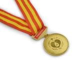 Custom оливковых ветвей цинкового сплава металлические медали