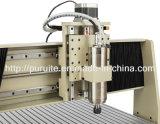 1500W CNC Machine van het Malen van de Werktuigmachine van de Draaibank De Houten