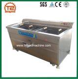 Kleine automatische Obst- und GemüseLuftblasen-Waschmaschine mit Fabrik-Preis
