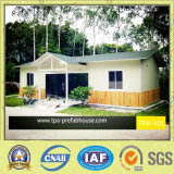 국가 측에 있는 3개의 침실 Prefabricated 집