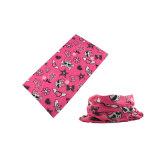 Polainas Headwear júnior da garganta das crianças confortáveis do projeto do crânio (YH-HS458)