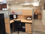 Kantoormeubilair Modulaire de Cel van het Bureau van het Werkstation van het Call centre van de Verdeling van 3 Segment