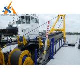 De hydraulische Baggermachines van het Zand van de Zuiging van de Snijder 18inch