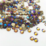 사본 Swar 비 Hotfix 유리제 모조 다이아몬드 Flatback 화려한 2088년 자르는 모조 다이아몬드 (W-ss20 /5A 급료)