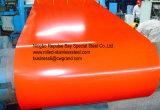 Предварительно окрашенные оцинкованной стали катушки (RAL9016)