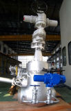 Válvula de globo de aumentação do aço de molde da haste API600 com bom preço