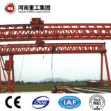 Outdoor Construction material handling Gantry Crane with Winch