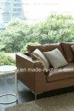 Mobilia europea D-71 del sofà del cuoio della casa di stile
