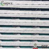 Панель EPS изоляции жары панели сандвича стены полистироля