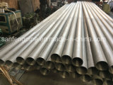 Tubo de acero inoxidable soldado de la marca de la tinta de ASTM