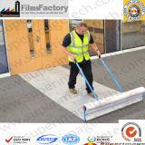 Belüftung-Fußboden-schützende Film-Teppich-schützender Film-Fußboden-Fliese-Filme
