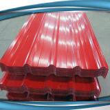 PPGI/PPGL/Pre окрашенные оцинкованной стали катушка/кровельных листов из гофрированного картона