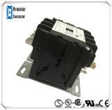 contattore magnetico 4p 24V 40A del certificato dell'UL del contattore di DP 3phase