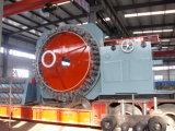 水平のステンレス鋼の金網の組みひも機械