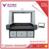 Machine de découpage en cuir alimentante automatique de laser de Hn1814 Fibric
