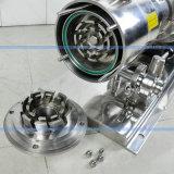 Homogeneizador de Aço Inoxidável higiénica emulsionante máquina de mistura alta da bomba de Cisalhamento