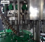Автоматическая машина завалки бутылки масла