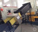Película de LDPE, HDPE extrusionadora de un solo husillo de la máquina de peletización