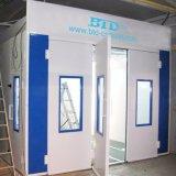 Cabine de peinture de voiture Bus Minibus de chauffage de cabine de pulvérisation de cabine de pulvérisation avec une haute qualité