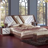 標準的なベッド(6618)とセットされる標準的な寝室の家具