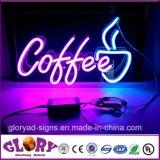 Coração Sinal Neon LED RGB Neon programável decorativas