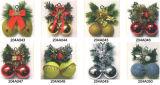 Weihnachtswand-Kugel-Reihe 1 (204A043-204A050)