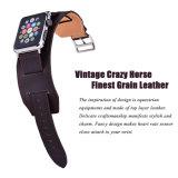 Поставщиков OEM кожаный ремешок для просмотра полосы Iwatch Apple Смотрите полоса кожи 38мм 42мм