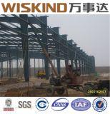 Estructura de acero de Weided para el edificio Structure-07