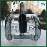 4.7 van de Grijze Dubbele van het Vat van de Recycleermachine Duim Vanger van de As met Wijfje aan Mannelijke Verbinding