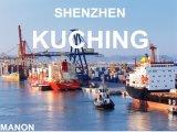 De stabiele Verschepende Dienst van Shenzhen aan Kuching