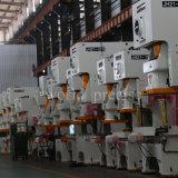 Jh21 série China placa de metal de 80 toneladas que carimba a máquina do perfurador de furo do ferro