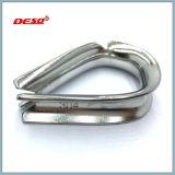 ステンレス鋼G411私達タイプワイヤーロープの指ぬき