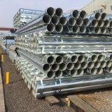 Sezione galvanizzata della cavità del tubo dell'armatura del tubo di Gi del tubo d'acciaio del TUFFO caldo