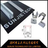 중국 공급자 10*8.4mm 표면에 의하여 거치되는 LED 알루미늄 단면도