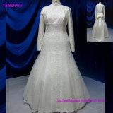 Qualitäts-nach Maß moslemisches Hochzeits-Kleid
