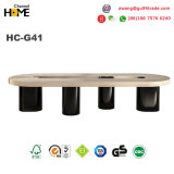 거실 가구 (HC-G41)에 있는 새로운 디자인 단단한 나무 커피용 탁자