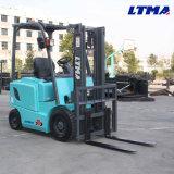 Ltma un mini carrello elevatore elettrico da 1.5 tonnellate con la batteria