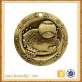 Medalhão feito sob encomenda relativo à promoção da classe elevada do metal