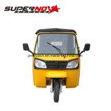 Motociclo de passageiros 150cc triciclo a gasolina arrefecidos a ar