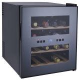 16bottles Ce/CB/RoHS 승인 열전 와인 쿨러