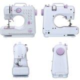 12 Heftungs-Muster-Kleid-Nähmaschine für Homeuse (FHSM-505)