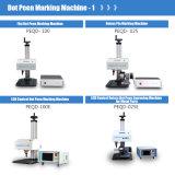 Número de série / Número Vin / Placa / Aço inoxidável / DOT PIN da máquina de marcação