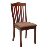 높은 뒤 목제 의자 호화스러운 현대 식사 의자