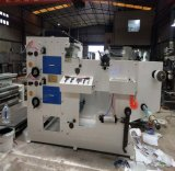Machine d'impression de Flexography de Double-Couleur (ZB)