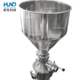 Liquide d'acier inoxydable et poudre Mixng/machine sanitaires de dosage