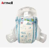 Tecido descartável do bebê do Sell quente com a fita mágica do preço do competidor em Shenzhen