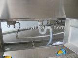 Médicos del Hospital de matorrales de acero inoxidable fregadero para tres personas (THR-SS032)